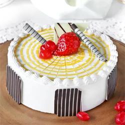 Butterscotch Cake (1 Kg) to Vizag
