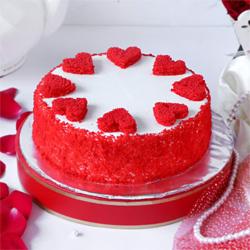 Classic Valentine Red Velvet 1kg