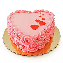 Floating Hearts Cake 1kg to Kakinada