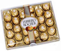 FERRERO ROCHER 24PC