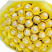 96 pcs Ferrero Rocher Bouquets to Rajahmundry