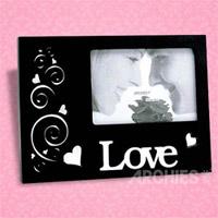 The Love Frame - Black