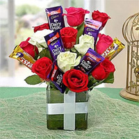 chocolate bouquet ferrero diary milk snickers bouquets