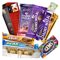 Chocolates to guntur
