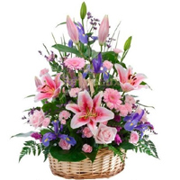 Flower Grand Arrangement to guntur