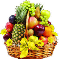 Fruit Basket to guntur
