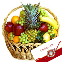 Rakhi with Fruits to guntur