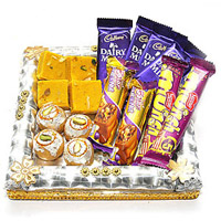 Rakhi return gift for sister