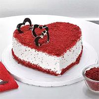 Valentines Day Cakes to guntur