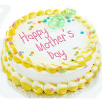 Mothers Day cakes to guntur