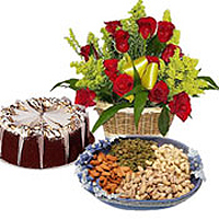 Mothers Day dryfruits to guntur