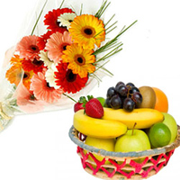 Mothers Day  fruits to guntur