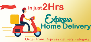 Express delivery in Guntur