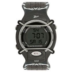 Zoop Grey Dial Digital